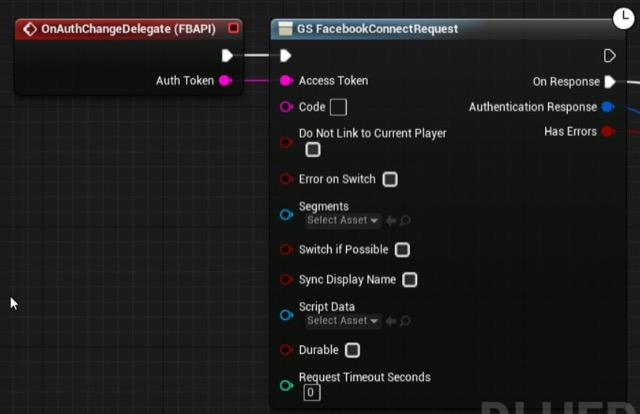 Setting up ue4 facebook authentication gamesparks learn did this page help you please enter your feedback below for questions about using this part of the platform please contact support here malvernweather Gallery