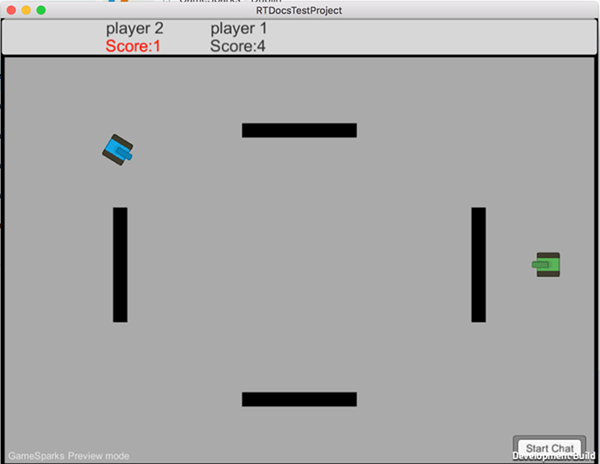 Real-Time Game Example - GameSparks Learn