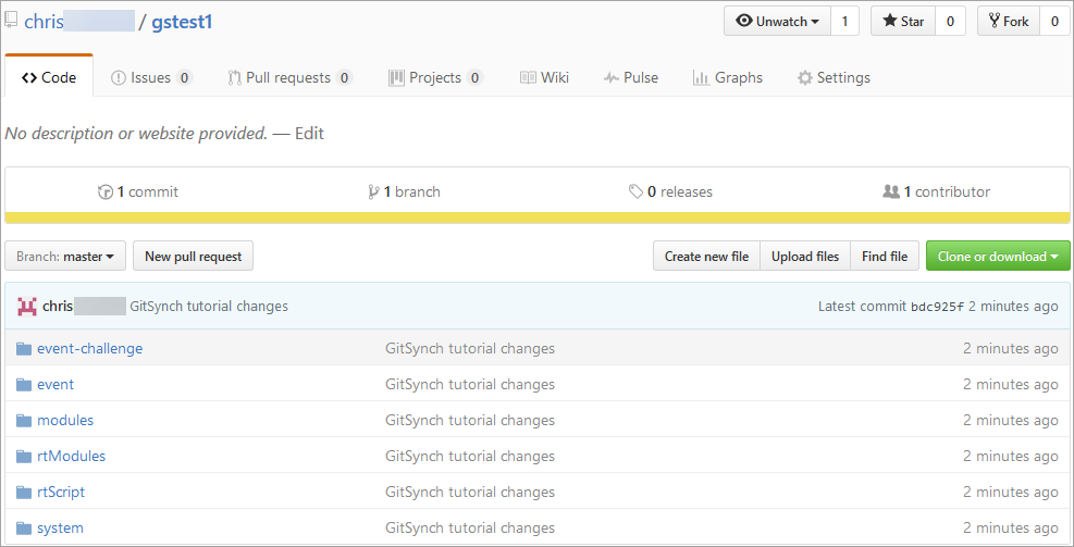Synchronizing Cloud Code with GitHub or Bitbucket - GameSparks Learn